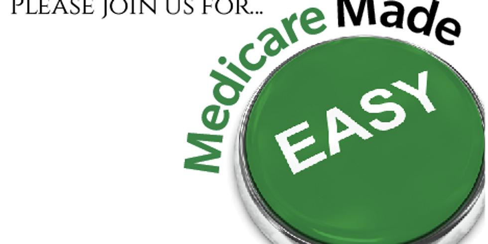 November 22 - Medicare Made Easy