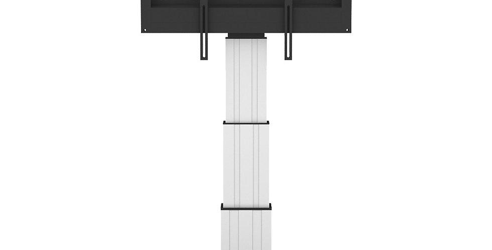 Motoriseeritud Conen Mounts ekraanialus 50cm / põrandaplaadiga / valge