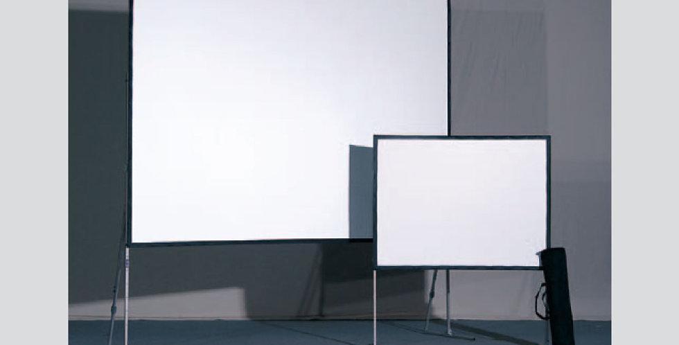 Vario 64 - Panorama 2:1 - 3:1 / 800 x 400cm transporditav projektsioonekraan