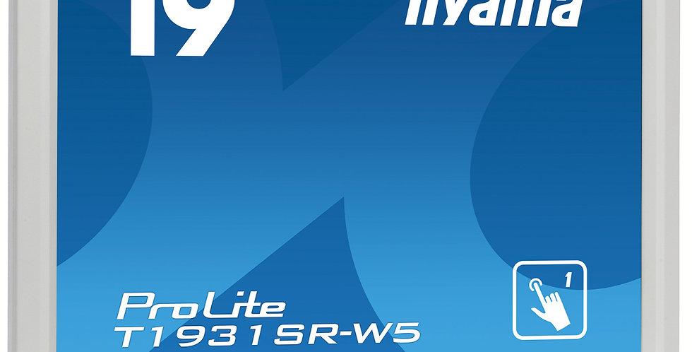 PROLITE T1931SR-W5 | monitor |  TN LED | 1280 x 1024px |  Valge  | 1 puudet