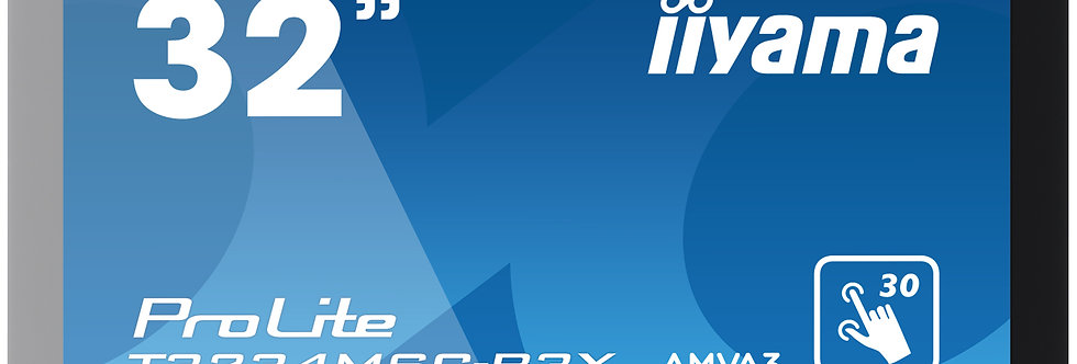 "Iiyama ProLite T3234MSC-B3X | 32"" LCD FHD"