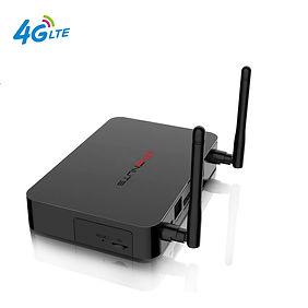 4K ja 4G/Wifi Android arvuti rent projektoritele - OÜ Novaver
