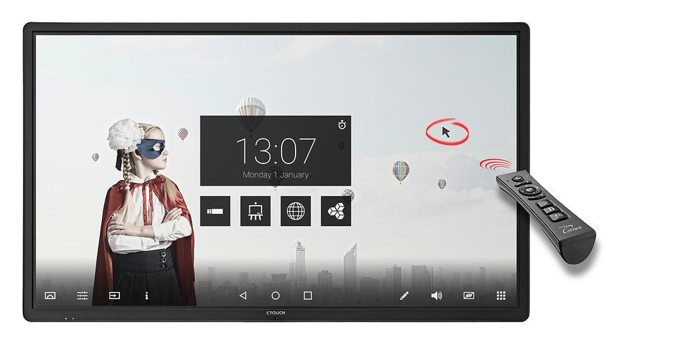 "CTouch Laser NOVA 4K 65""+ Android 7.1 + JBL 80W"