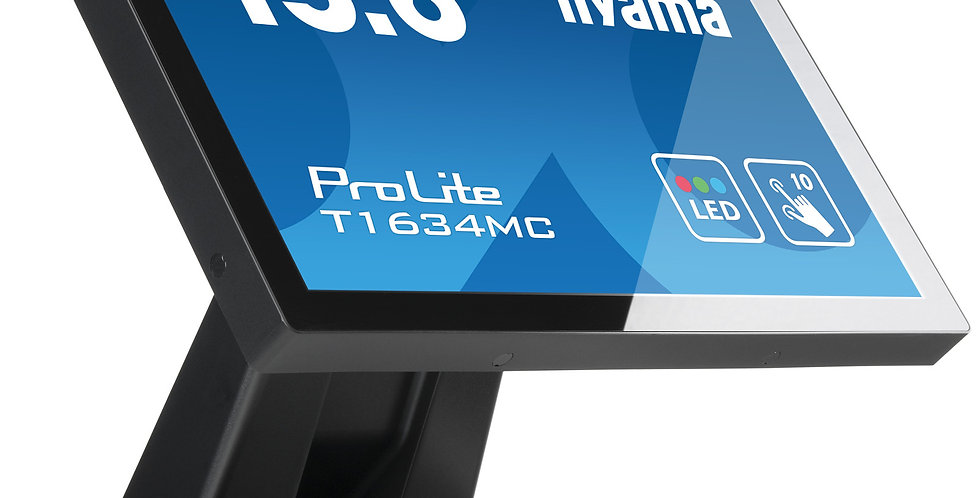 PROLITE T1634MC-B5X | monitor |  TN LED | 1366 x 768 px | Must | 10 puud