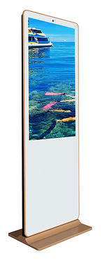 """OÜ Novaver rendi tooted - 43"""" android ekraanitootem tooteesitlustele"""