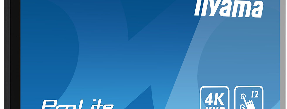 "Iiyama ProLite TF5538UHSC-B1AG | open frame | 55"" LCD 4K (UHD)"
