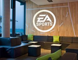 EA Sports - Gobo projektor