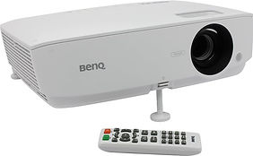 BenQ 3300 ANSI lumens projektorite rent - OÜ Novaver