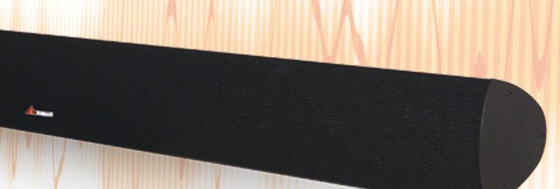 Philips 24/7 ekraanide kõlariribad  2 x 30W RMS - 8 Ohm