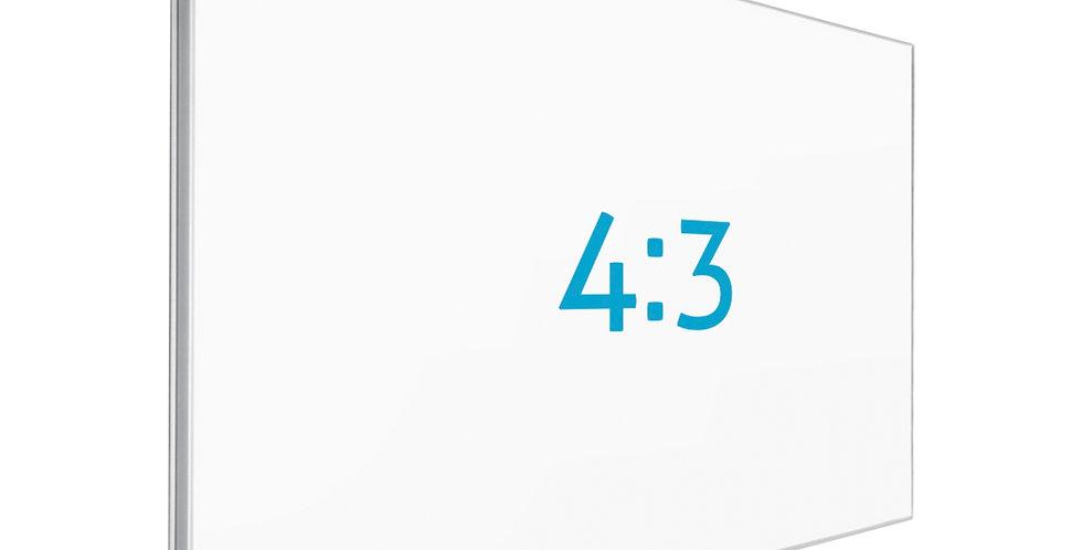 Grandview | Projektori valge ekraan | 133 x 100 cm | 4:3