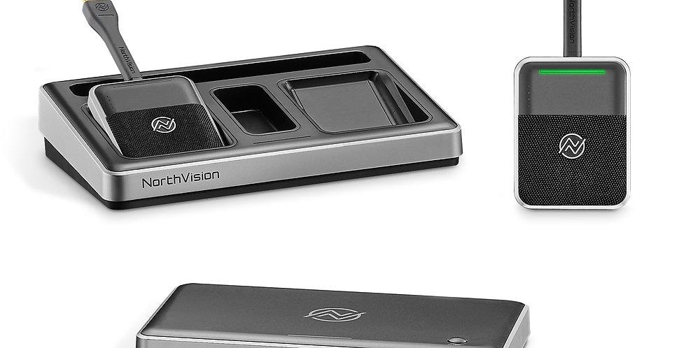 VisionShare A-20 | 1920X1200P@60Hz | 2x HDMI saatjaga