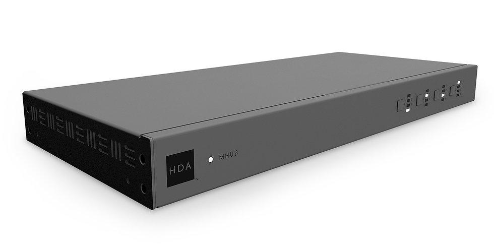 HDanywhere MHUB4K431   4x3 + 1   4K   AV - HDBaseT   uControl