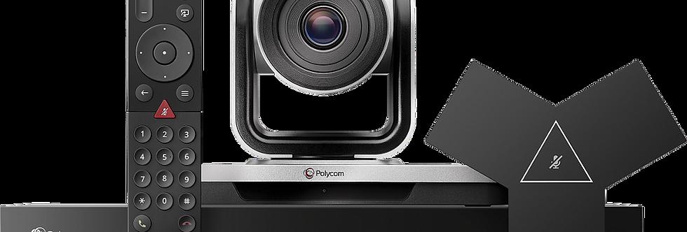 Poly G7500 4k koodekiga juhtmeta videokonverentis süsteeme