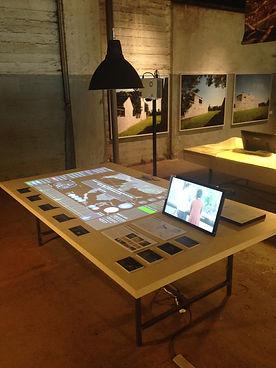 Projektsioon laudade loomine ja ehitus - OÜ Novaver