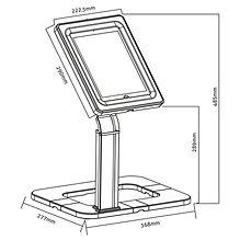 Tahvelarvuti kiosk universaal,madal - OÜ Novaver