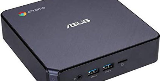 ASUS CHROMEBOX 3-N018U | Intel Core i3 | 4GB/32GB 4K UHD