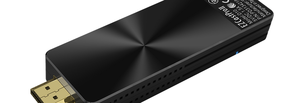 EZCast Pro Dongle II - 5 GHz HDMI vastuvõtja | 4K