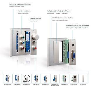 Audio ja video pistikute süstemid konverentsiruumidesse ja kntorisse - OÜ Novaver