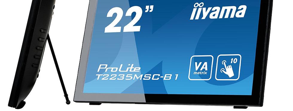 PROLITE T2235MSC-B1 | monitor | VA LED | FHD | Must | 10 PCAP