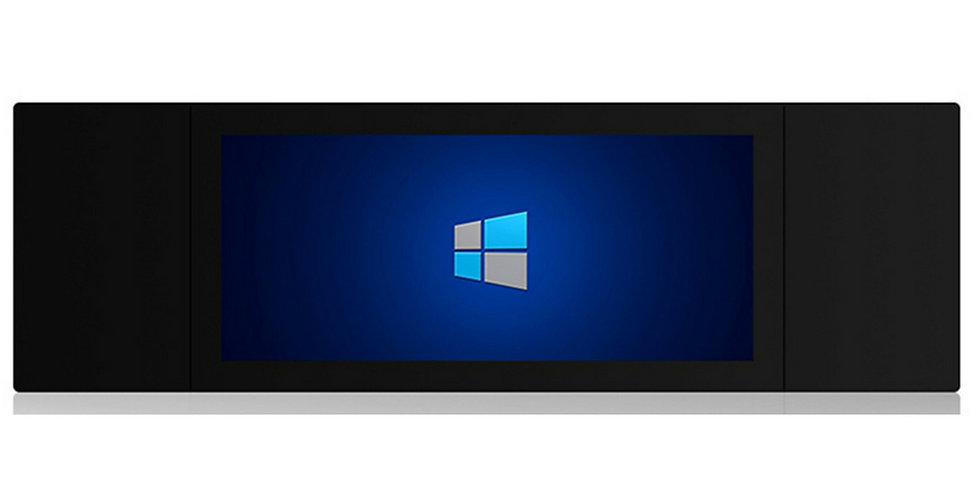 Digitaalsed koolitahvlid ehk LCD + kriiditahvel / 1450 x 1400 x 70