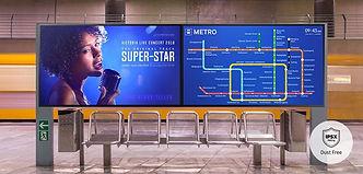 Samsungi professionaalsete ekraanide mük Eestis - OÜ Novaver
