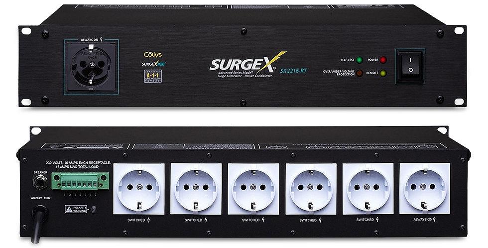 SurgeX Advance   kaugjuhtimine on/off lülitus  16A / 240V   2RU