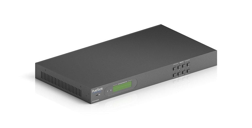 PureTools - HDMI 2.0 | 4x4 | 4K (60Hz 4: 4: 4) HDR maatrikslüliti