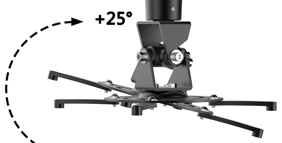 PureMounts® - Spider Pluss 150mm - kalle 25 kraadi - keeratav 360 kraadi
