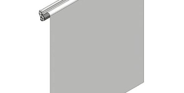 Tagantprojektsioon projektori ekraan | erilahenduste ekraan | motoriseeritud