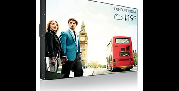 "Philips videoseina LCD | 55BDL1005X | FHD | 55"" | 500nit"