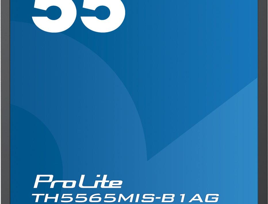 "Iiyama ProLite TH5565MIS-B1AG | 55"" LCD FHD | must"
