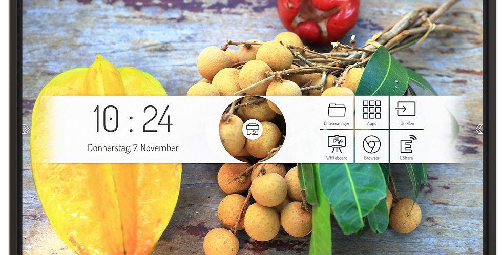"TD-55²-S | Android 8.0 | 4K 55"" | bakterivastane klaas | 20 pt. | IR | OPS"