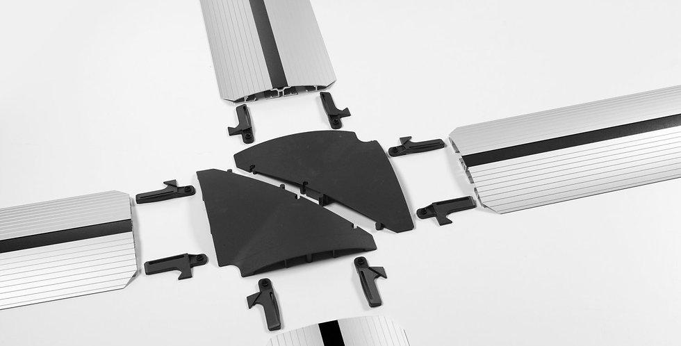 Alumiinium kaablikanal Bridge + jätk