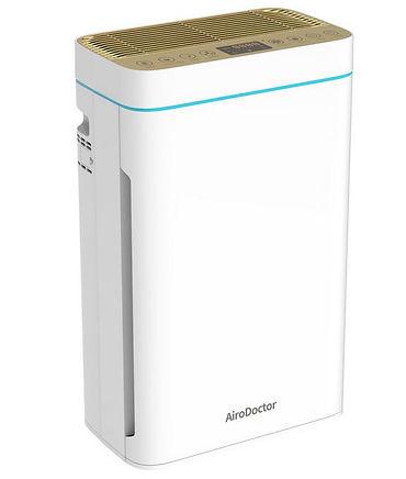 AiroDoctor õhupuhastid klaasiruumidesse, kontoritesse ja kaplustesse