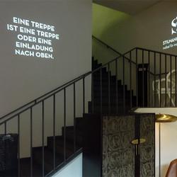 Domizil Augsburgis 2-Gobo projektor