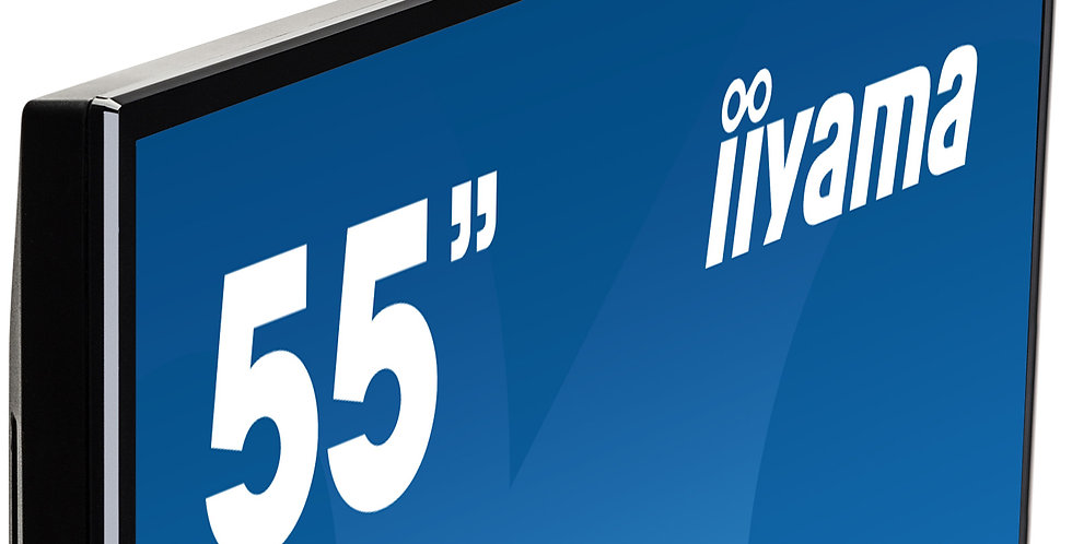 """Iiyama iiSignage 55""""   4K UHD LCD   PROLITE LE5540UHS-B1   18/7 töö"""