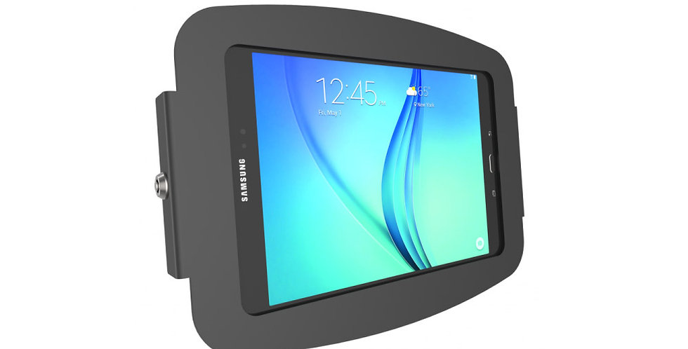 Maclocks tahavelarvuti hoidik | Samsung Galaxy Tab A 10.5 (2018) | Must