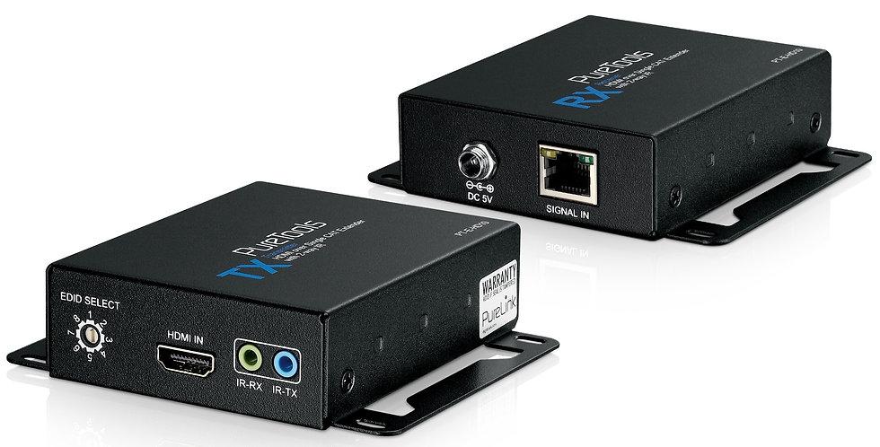 HDMI üle CATx | 2K | edastus kaugus 40-60m  | saatja + vastuvõtja