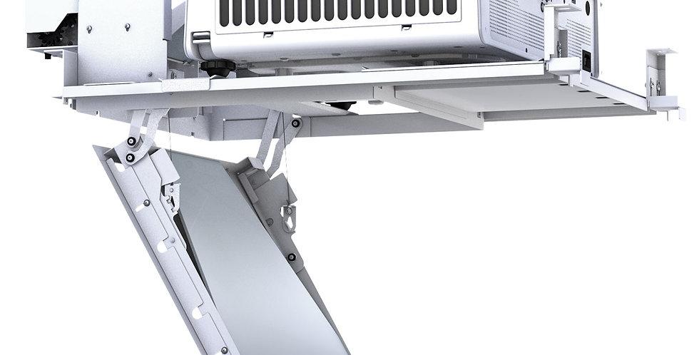 Motoriseeritud projektoripeegel Kompakt