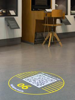 Nixdorfi muuseum - Gobo projektor