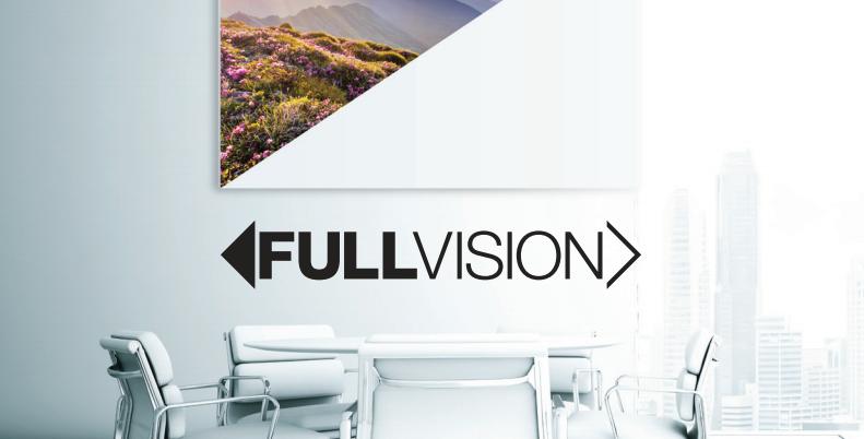 Projecta FullVison projektsioonekraan 125 x 200cm (16:9)