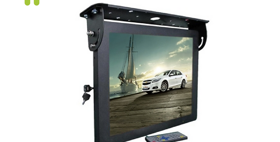 """Novas T1: LCD LED A+ ühistranspordi ekraanid Android ja WiFi, 22"""""""