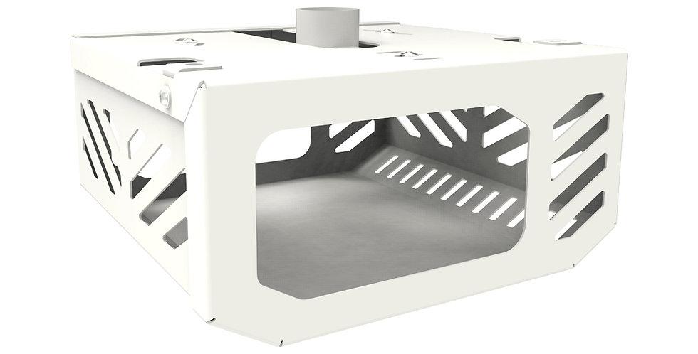 Universaalne projektorimajutus XL | Valge | Max. 600x530x200mm