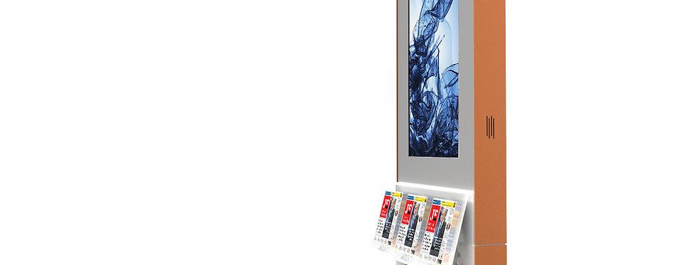 Ekraanitulp ehk ekraanitootem | QXI3 riiuliga | Intel + Windows 10
