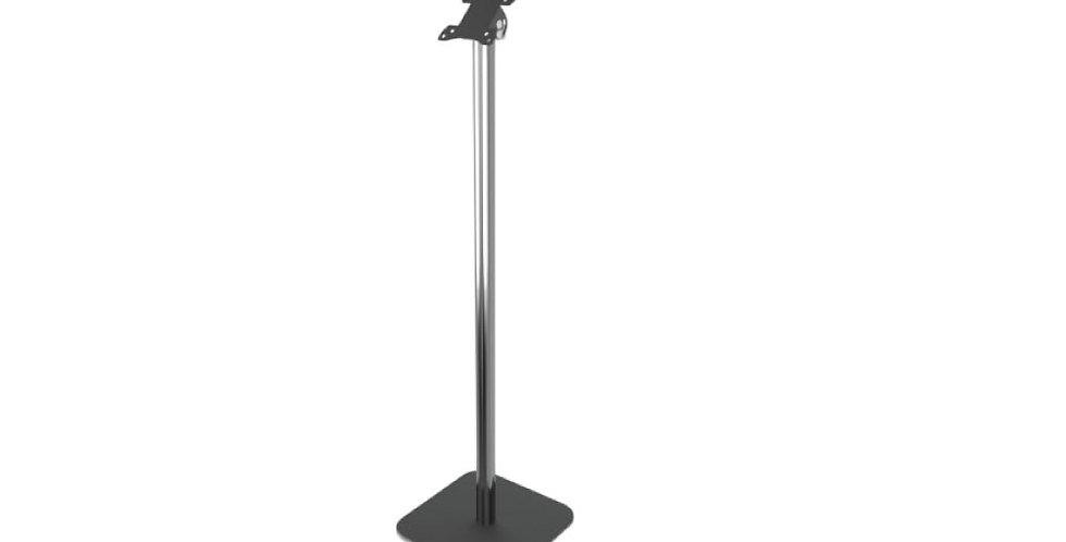 Tahavelarvuti hoidiku jalg | VESA 100 x 100 ja 75 x 75 | Kroom