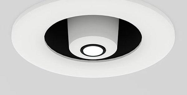 Phos 25 integreeritav - graafika projektor sisetingimustesse