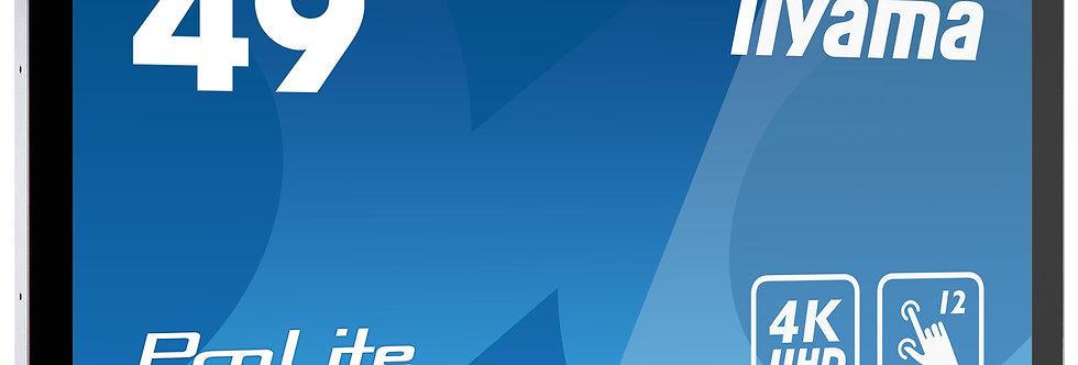 "Iiyama ProLite TF4938UHSC-B1AG | open frame | 49"" LCD 4K (UHD)"