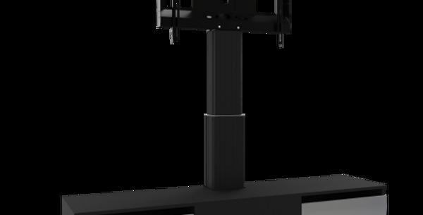 Ekraanimööbe: Motoriseeritud ekraanijalg 4 sahtliga