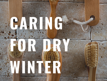 3 Tips to Caring for Dry Winter Skin