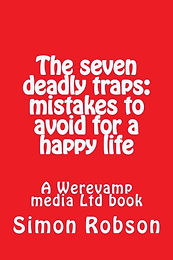 self help book from Simon Robson (Werevamp media)